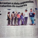 The Face of Human Trafficking in El Salvador