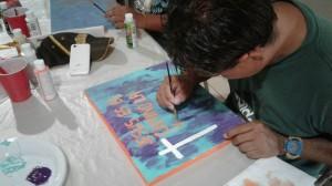 Laura art class 3